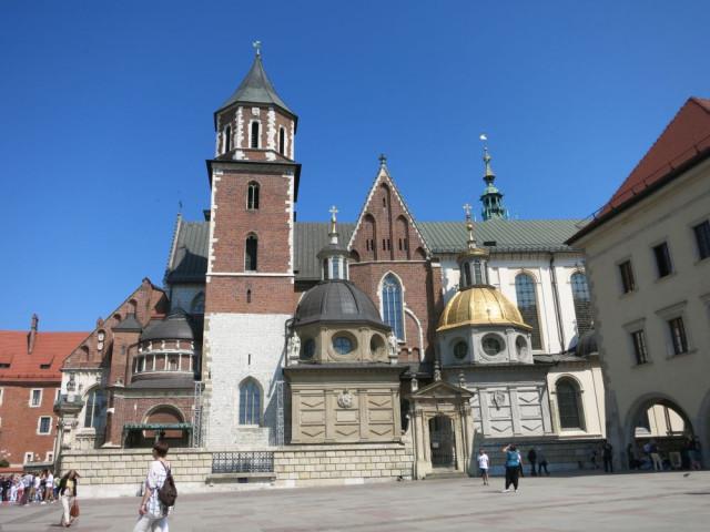 Krakov Polsko 2