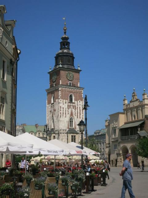 Krakov Polsko 3