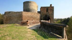 Krakovec zřícenina hradu 1