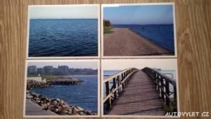 Krásy pobřeží -Malmo Švédsko