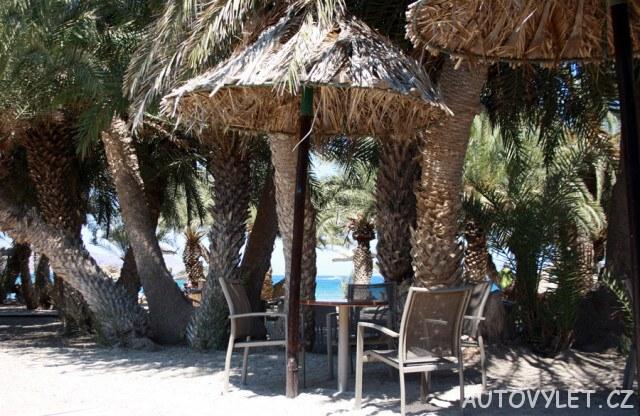 Vai pláž - Kréta Řecko