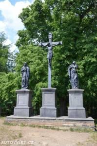 Křížová cesta - Krupka Bohosudov 2