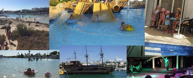 kypr dovolená