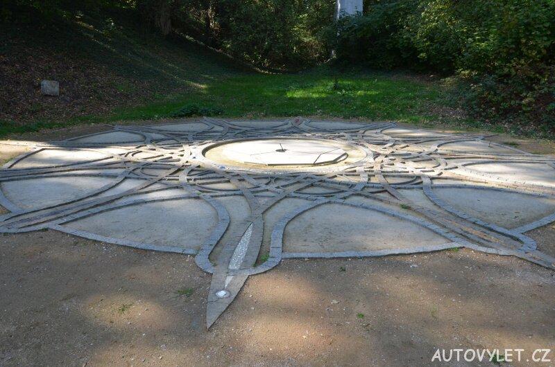 Labyrintárium Loučeň - královský labyrint