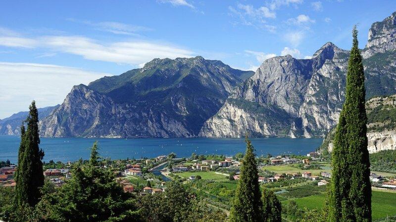 Lago di Garda - letovisko v Itálii