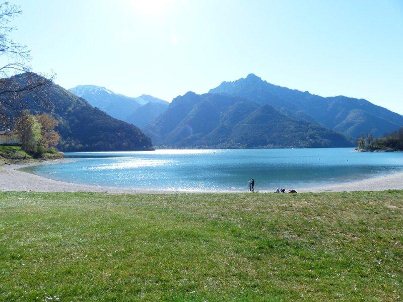 Lago di Ledro - jezero v Itálii