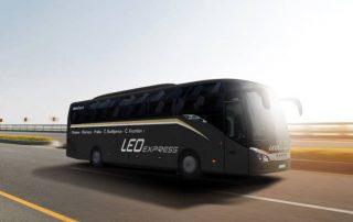 leo express autobus