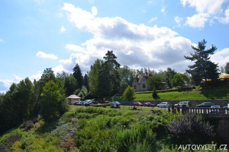les království - parkování