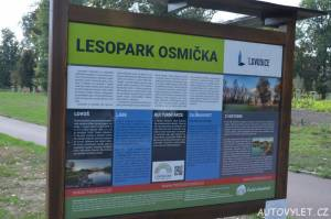 Lesopark Osmička Lovosice 6