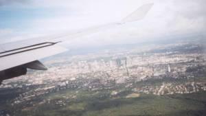 letadlem z usa do čr
