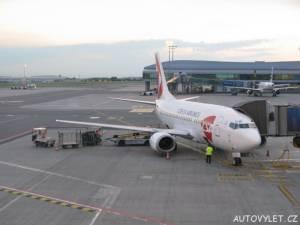 letadlo czech airlines