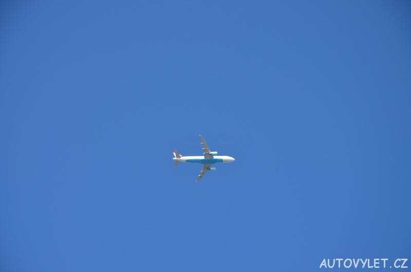 letadlo na obloze 3