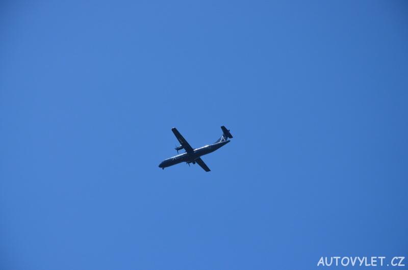 letadlo na obloze 4