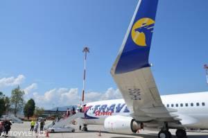Letadlo Travel Service -Letiště Kavala Řecko (KVA)