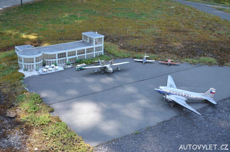 Letiště Mariánské Lázně - Boheminium Park