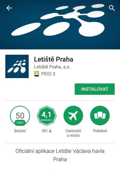 Letiště Václava Havla Praha - přílety a odlety letadel online 01