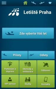 Letiště Václava Havla Praha - přílety a odlety letadel online 03