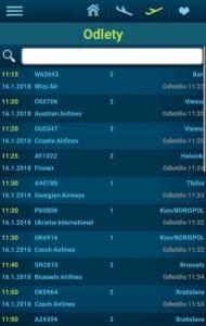 Letiště Václava Havla Praha - přílety a odlety letadel online 05