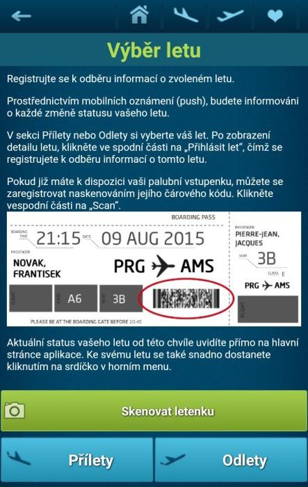 Letiště Václava Havla Praha - přílety a odlety letadel online 06