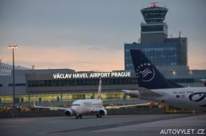 Letiště Václava Havla Praha Ruzyně - Airport Prague