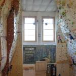 Lezecká stěna v Ústí nad Labem je pro děti i dospělé