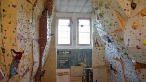 Lezecká stěna Hudy Ústí nad Labem