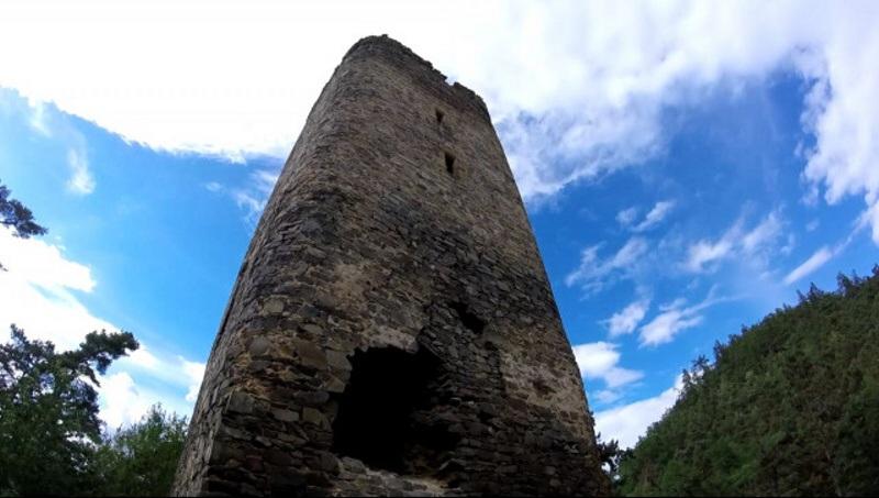 Libštejn - zřícenina hradu