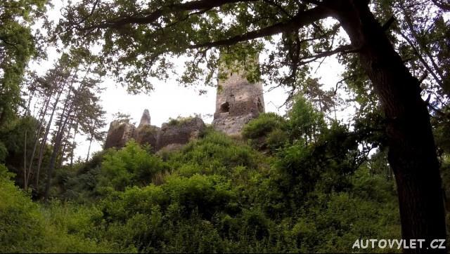 Libštejn - zřícenina hradu 3