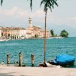 Limone - nejznámější turistické městečko