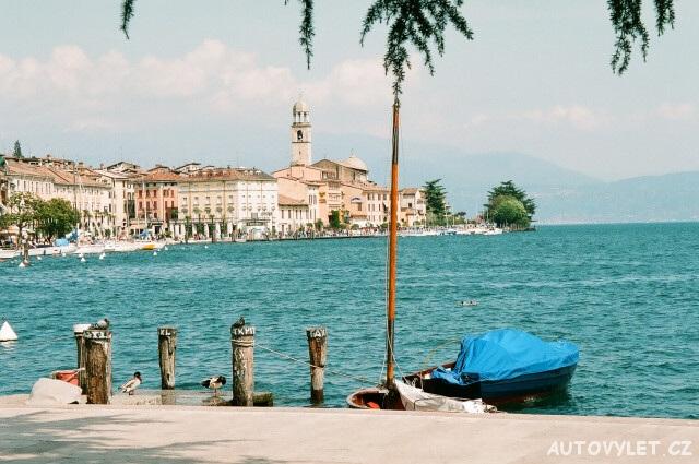 Limone - Lago di Garda Itálie