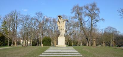 Litoměřice nový park - Jiráskovy sady
