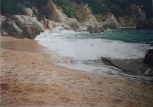lloret del mar pláž