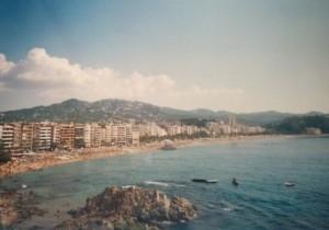 lloret del mar španělsko