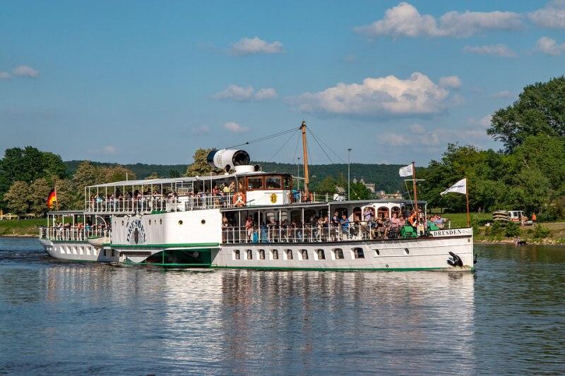 Loď Dresden