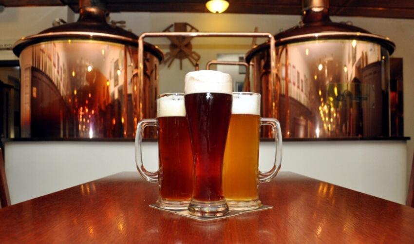 Pivovar Na Rychtě Ústí nad Labem