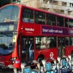 Autobusem do Londýna v Anglii z Prahy