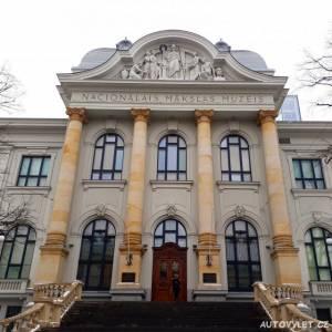 Lotyšské národní muzeum umění - Riga