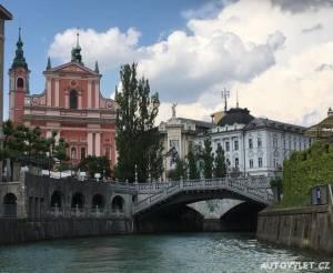 Lublaň Slovinsko