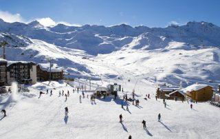Lyžařské zájezdy do Alp