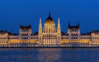 maďarsko budapešť parlament
