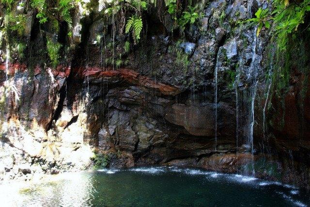 Cascata de Risco - Madeira
