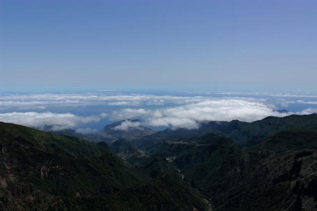 Pico de Arierio - Madeira