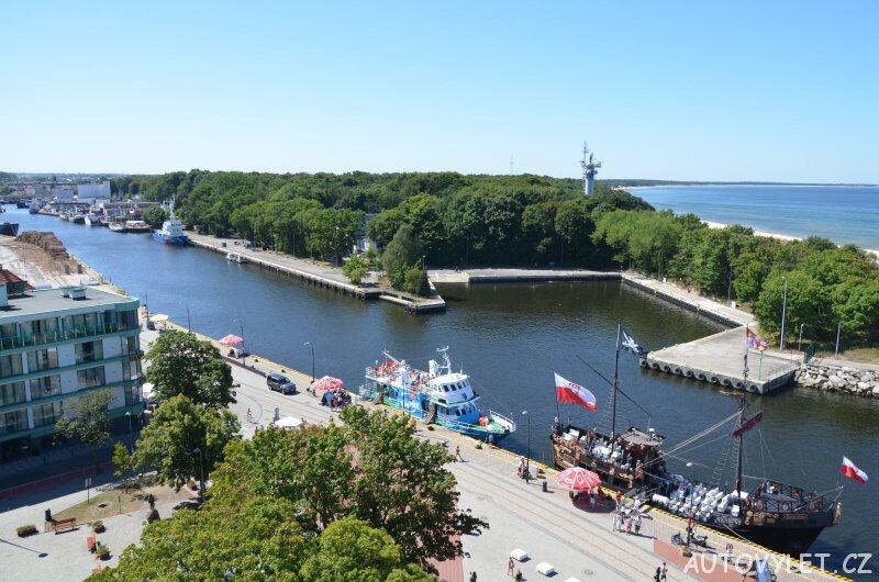 Maják Kolobřeh - Kolobrzeg Polsko 2