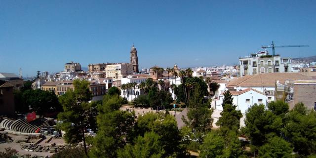 Malaga Španělsko