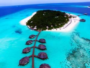 Maledivy dovolená v listopadu