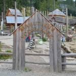Mamutíkův vodní park dolní Morava