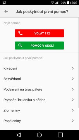 Mapy.cz – nejlepší turistické offline mapy do mobilu zdarma 3