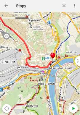 Mapy.cz – nejlepší turistické offline mapy do mobilu zdarma 10