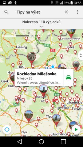 Mapy.cz – nejlepší turistické offline mapy do mobilu zdarma 11