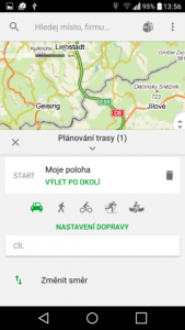 mapy.cz offline navigace android 12